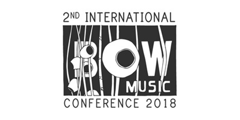 2nd Int. Bow Music Conference 2018