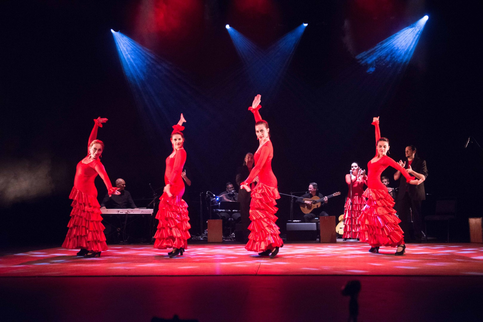 Latin Heat & Flamenco Show at UKZN