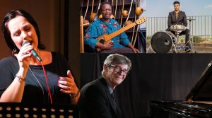 Artists who will perform at the upcoming UKZN Jazz Jol.