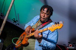 UKZN Jazz student, Mr Dalisu Ndlazi